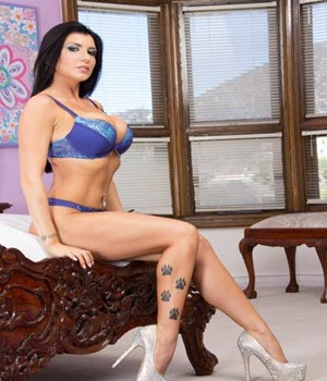 pornstar Romi Rain photos, videos and biography