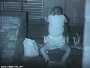 Video voyeur cu doua cupluri asiatice filmate de o camera ascunsa