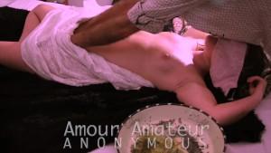 Masaj erotic si masturbare pana la orgasm cu o tarfa perversa