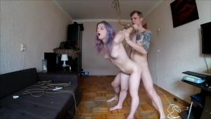 Sex amatorial sadomaso cu o panarama legata