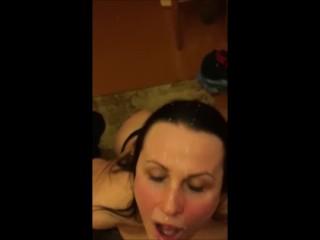 Compilatie porno cu ejaculari amatoriale